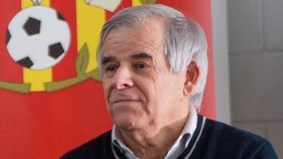 Vicenç García, presidente de Industrias Santa Coloma.