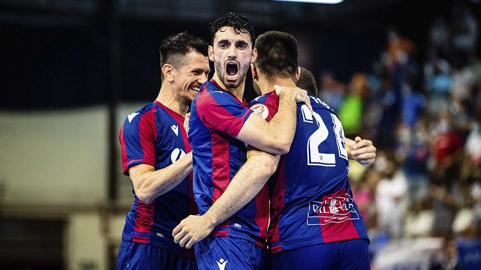 VÍDEO | Los Mejores Goles del Levante UD FS en la Temporada 20/21