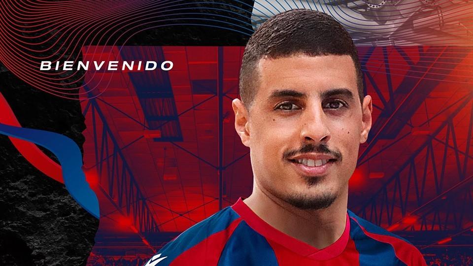Hamza, nuevo jugador del Levante UD FS.