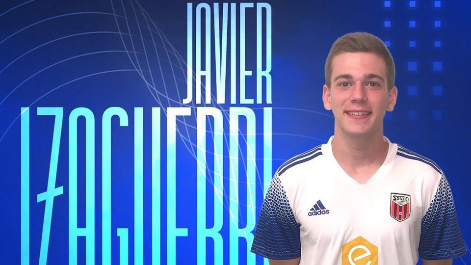 Javi Izaguerri pasa al primer equipo del Fútbol Emotion Zaragoza