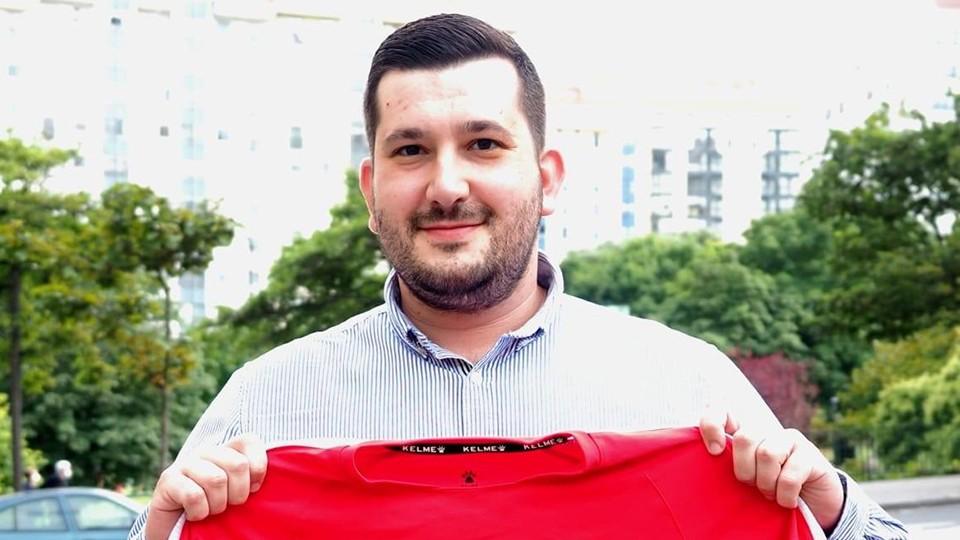Toochy González dirigirá al senior masculino de Academia Red Blue 5 Coruña