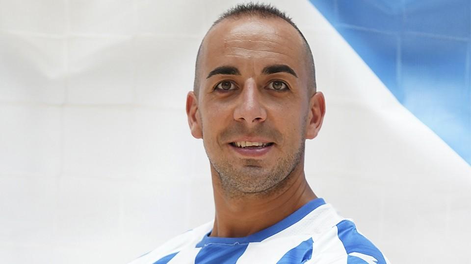 Alvarito, nuevo jugador del CD Leganés FS.