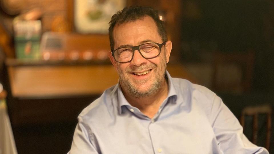 Miquel Jaume, fundador del Palma Futsal.