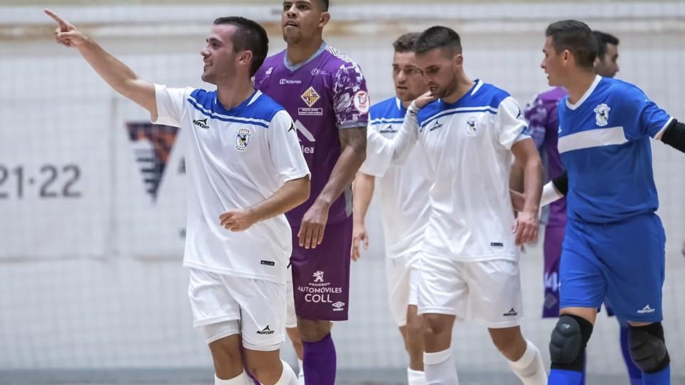 Año nuevo y vida nueva para O Parrulo Ferrol en Segunda División