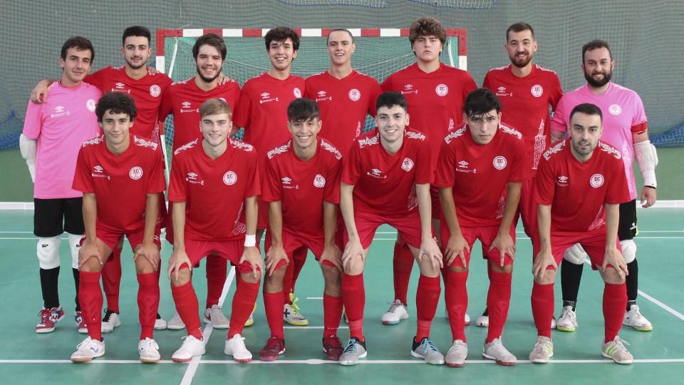 La Academia Red Blue 5 Coruña avanza a la 3ª Fase de la Copa Galicia tras derrotar al Transricard Distrito Ventorrillo (4-2)