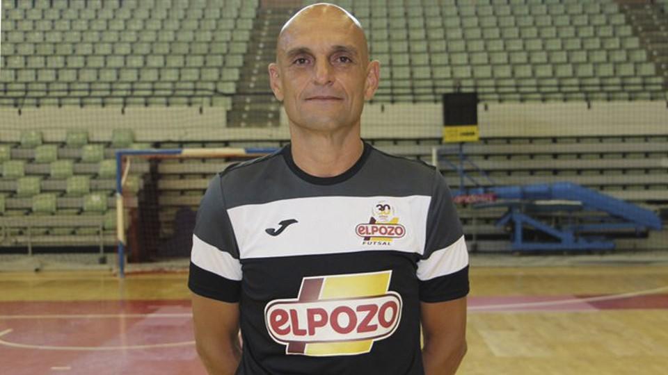Ricardo Jiménez, nuevo técnico de las bases de ElPozo Murcia Costa Cálida.