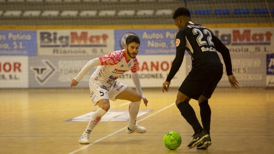 RESUMEN | Noia Portus Apostoli logra imponerse frente a la Unión África Ceutí (4-1) y suma dos triunfos