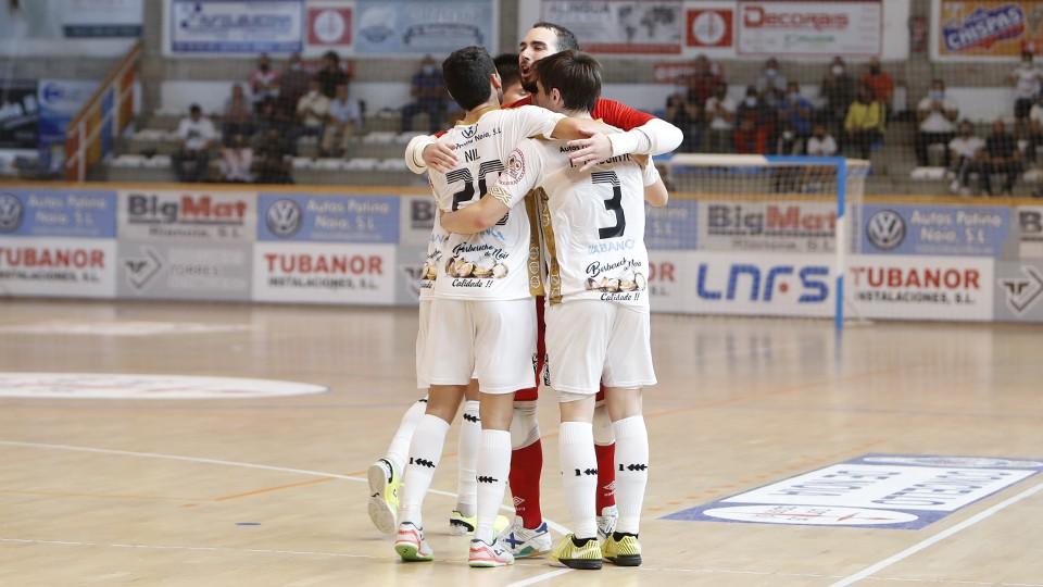 Sábado de Fútbol Sala en Segunda con la disputa de seis encuentros