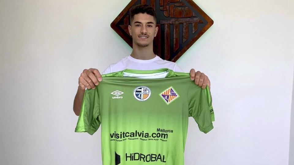 Diego Santos, nuevo jugador del Visit Calvià Hidrobal