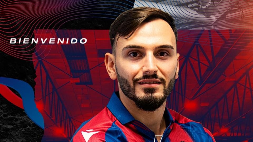 Juan José Caro, nuevo jugador del Levante UD FS.