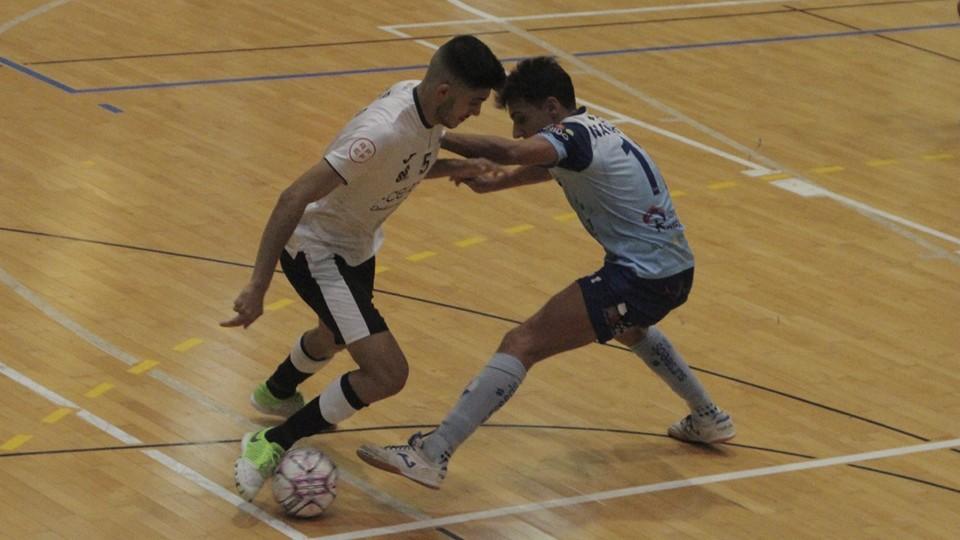 RESUMEN | Tablas entre la Unión África Ceutí y CD El Ejido Futsal en un partido igualado (2-2)