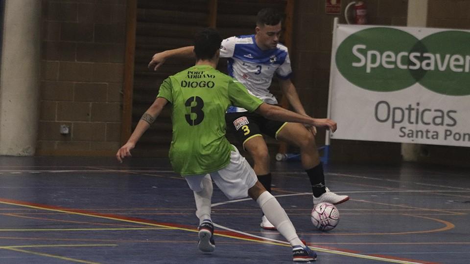 RESUMEN | O Parrulo Ferrol firma el triunfo a domicilio contra Visit Calvià Hidrobal (3-4)