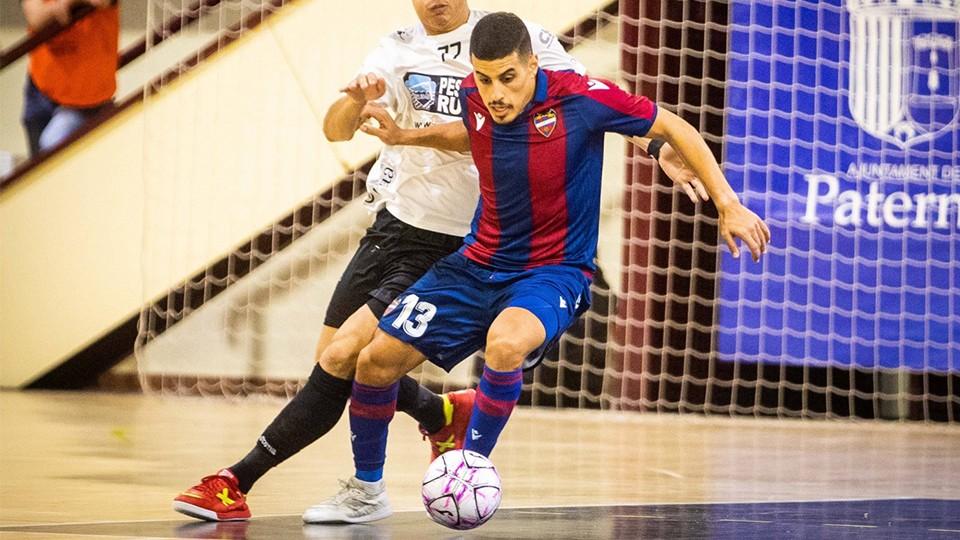 VÍDEO | Hamza, el 'todoterreno' de Diego Ríos para un Levante de Champions