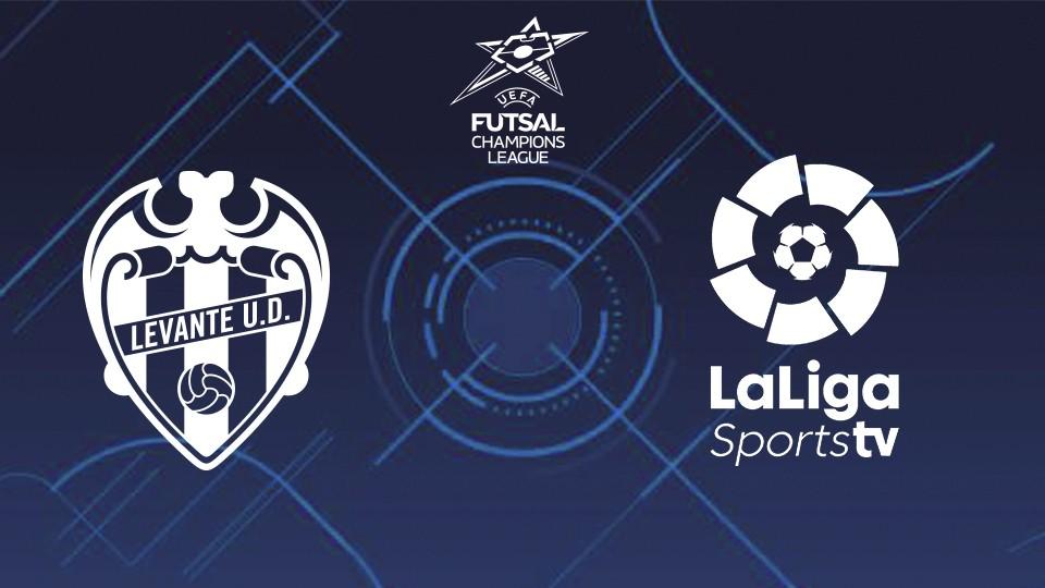 ¡Sigue a través de LaLigaSportsTV los partidos del Levante UD FS en la Main Round de la Champions League!
