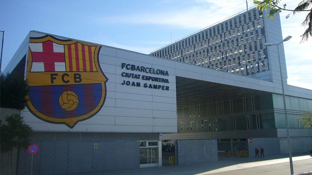 Ciudad Deportiva Joan Gamper