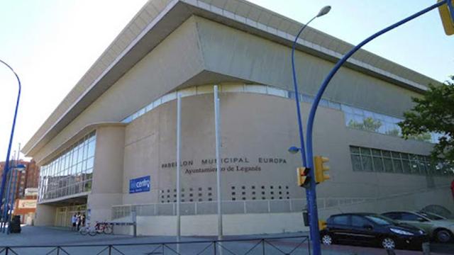 Pabellón Municipal de Paterna