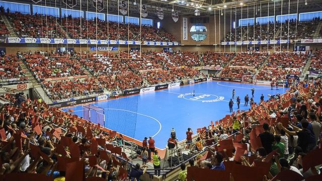 Palacio de los Deportes de Murcia