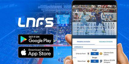 Nueva app oficial LNFS