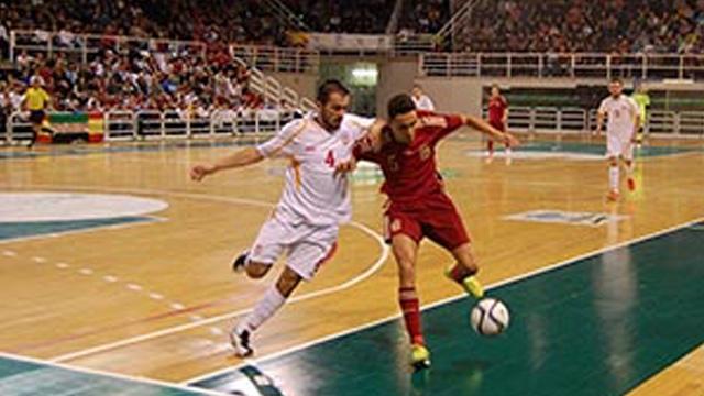 La selección Española,clasificada para el Europeo de 2016