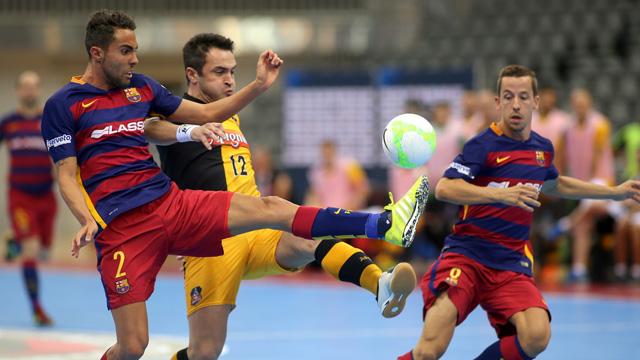Movistar Inter y FC Brcelona Lassa, representantes españoles en la intercontinental