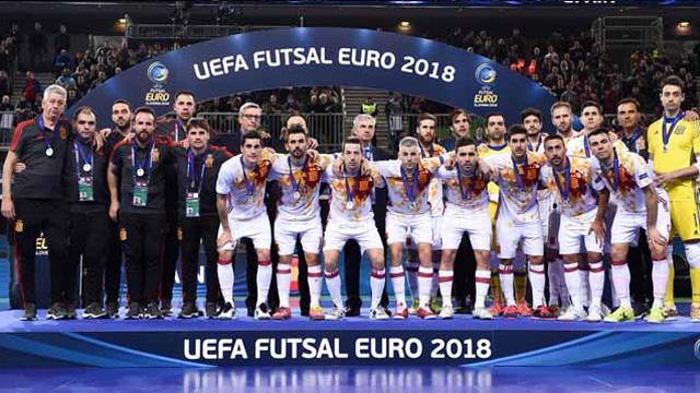 Portugal frustró el sueño del octavo europeo para la Selección Española
