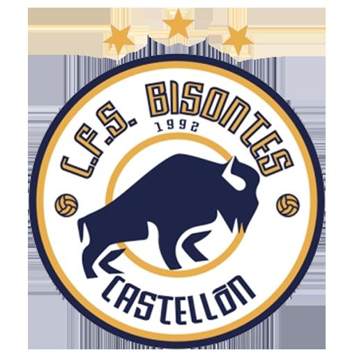 Escudo Bisontes Castellón FS