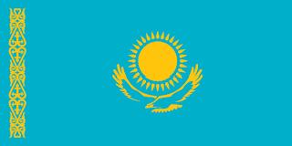 Escudo Kazajstán