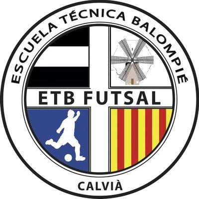 Escudo ETB Hidrobal Calvià