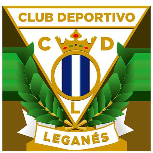 Escudo CD Leganés